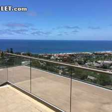 Rental info for $6850 4 bedroom House in Northern San Diego La Jolla