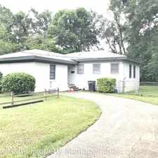 Rental info for 1629 Atkamire Dr in the Tallahassee area