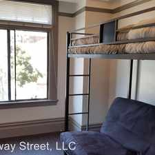 Rental info for 371 Broadway Street in the Northern Waterfront area