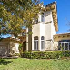 Rental info for JUST LISTED-MEDITERRANEAN STYLE HOME-4 BEDS/3 BATHS @699,999 - PALMETTO BAY - THIS IS A HOME TO ENJOY!!!