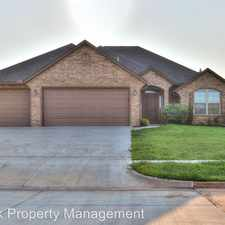 Rental info for 704 S Avery Drive in the Oklahoma City area