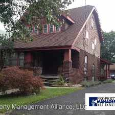 Rental info for 440 Brattle Road in the Syracuse area