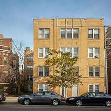 Rental info for 3915-17 N Southport