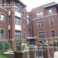 Rental info for 385 Laurel Ave in the St. Paul area