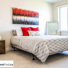 Rental info for 1203 Maritime Way in the Kanata North area