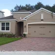 Rental info for 2645 PEONY DR. in the Oviedo area