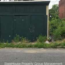 Rental info for 30 S. 13th St. - - Garage in the Harrisburg area