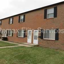 Rental info for 1147 McCarley Drive East in the Riverbend area
