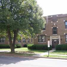 Rental info for 7346 Ethel Avenue in the St. Louis area