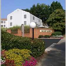 Rental info for Westgate Apartments in the Charlottesville area