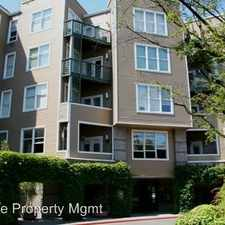 Rental info for 1616 SW Harbor Way #411 in the Portland area