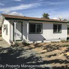Rental info for 533 N Newcomb St in the Porterville area