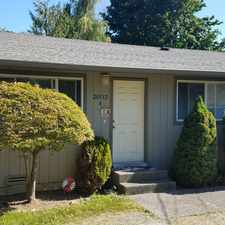Rental info for 20532 Greening Road in the Bothell West area