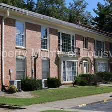 Rental info for 2BD/2BA Condo in the Clifton Heights area