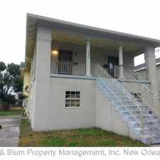 Rental info for 4654 Baccich St. in the Gentilly Terrace area