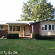 Rental info for 5930 Charing Pl in the Stonehaven area