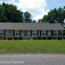 Rental info for 443 Hallmark Road in the Westover area