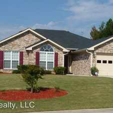 Rental info for 4587 Country Glen Circle in the Augusta-Richmond County area