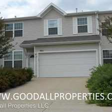 Rental info for 3911 Tulip Ln. in the Ankeny area