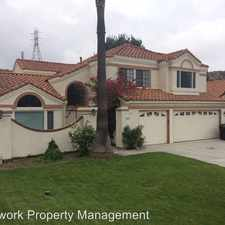 Rental info for 3070 Canyon Vista Drive in the Colton area
