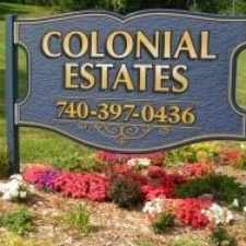 Rental info for Colonial Estates 1100 Coshocton Road in the Mount Vernon area