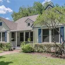 Rental info for Spacious 4 Bedroom, 3 Bath in the M Streets area