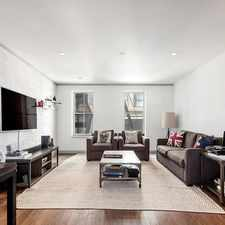 Rental info for Crosby St in the New York area