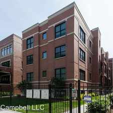 Rental info for 2129 N. Campbell Unit 2F in the Logan Square area