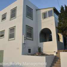 Rental info for 2119-2123 Albatross St - 2119 in the Little Italy area