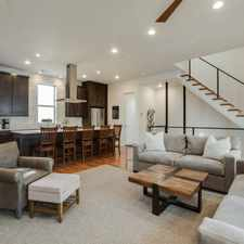 Rental info for $4500 3 bedroom Townhouse in Dallas County University Park in the Dallas area