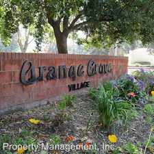 Rental info for 252 N. Orange Grove in the Pasadena area