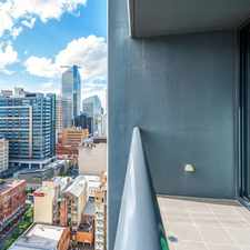 Rental info for GREAT UNFURNISHED APARTMENT IN CHARLOTTE TOWERS in the Brisbane City area
