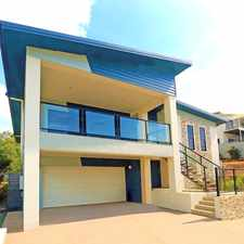 Rental info for STUNNING HOME IN ROSSLYN BAY! in the Yeppoon area