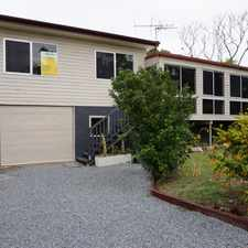 Rental info for HIGH FIVE FOR BIG FAMILIES - HOUSE PLUS GRANNY FLAT! in the Kingston area