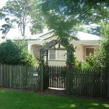 Rental info for Beautifully Renovated Character Cottage in the Mount Lofty area