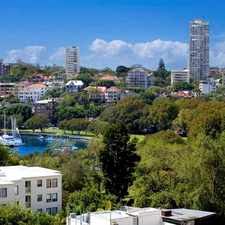 Rental info for Bright & Airy One Bedroom Apartment in the Sydney area