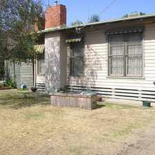 Rental info for Affordable Home in the Echuca area