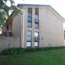 Rental info for Refreshed and Rejuvenated Central Unit in the Wagga Wagga area