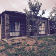Rental info for Gorgeous Place to Call Home in the Melbourne area