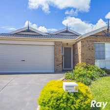 Rental info for PRESENTED TO IMPRESS in the Melbourne area