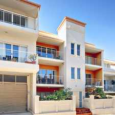 Rental info for Inner West Lifestyle & Location in the Petersham area