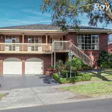 Rental info for BEAUTIFUL FAMILY HOME! in the Greensborough area