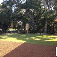Rental info for STYLE, SPACE & CONVENIENCE IN THE SCARP ESTATE