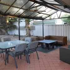 Rental info for Quiet Location with the Swan River at the end of y
