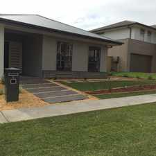 Rental info for LEASED - Ultra modern single level home. in the Kellyville area