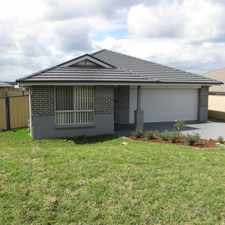 Rental info for ESTATE LIVING in the Cessnock area