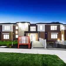 Rental info for Modern Living in the Heights in the Heidelberg West area