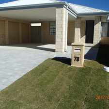 Rental info for BRAND NEW HOME- 1 WEEKS FREE RENT !!!!!!
