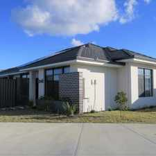 Rental info for 4 x 2 Modern family home in the Perth area