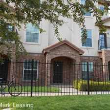 Rental info for 2104 Main Street - #3 in the Lubbock area